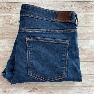 Anthropologie Holding Horses straight fit jeans